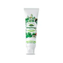 泰国全新Napattiga牙膏草本精华/木炭椰壳天然牙膏现货批发120g