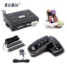【厂家直销】KEBIN科缤12V汽车通用型一键启动无钥匙进入系统改装