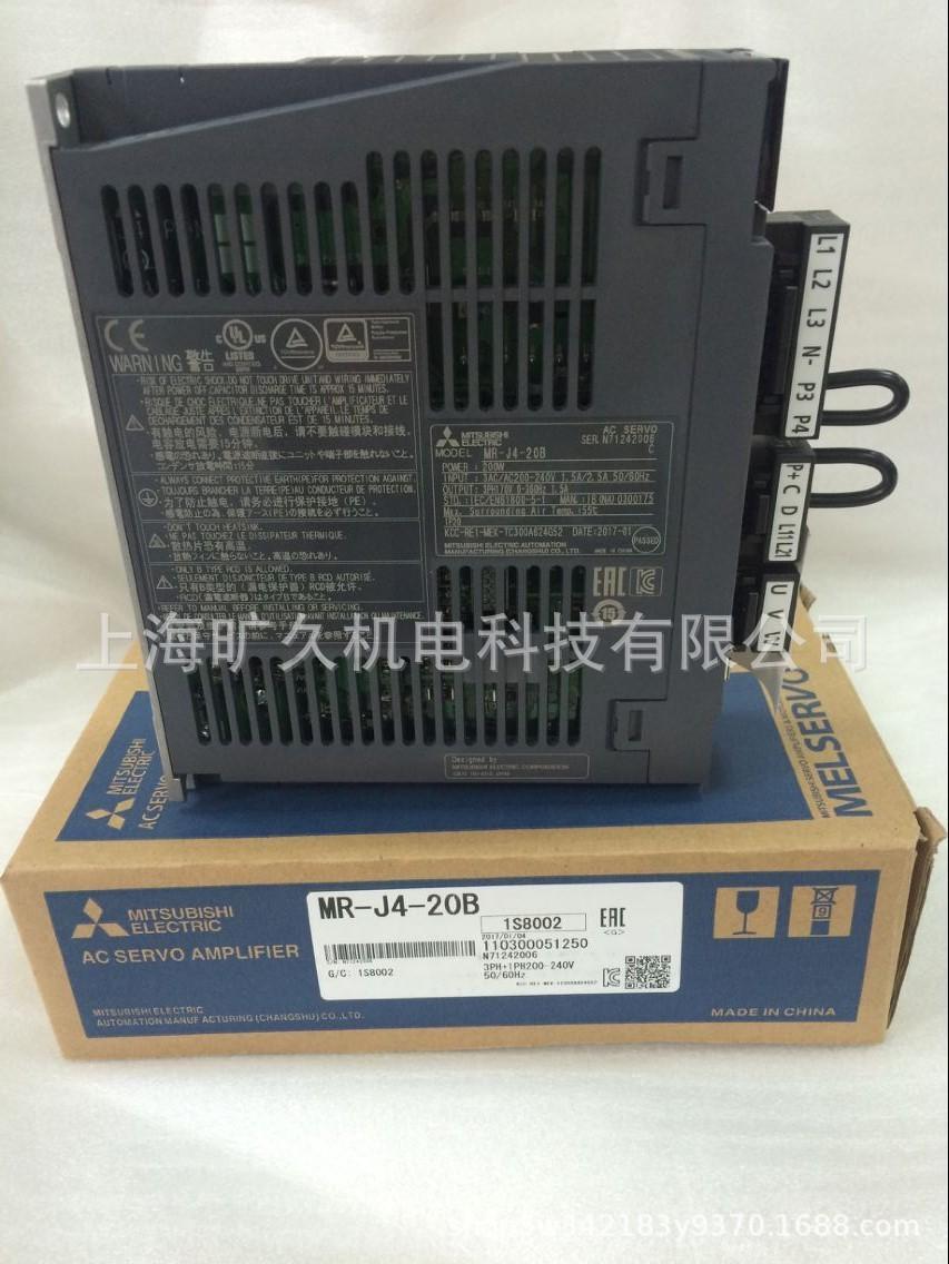伺服驱动器MR-J3-11KB-11KB4-RJ006-EB-RJ004U528-11KBS4原装