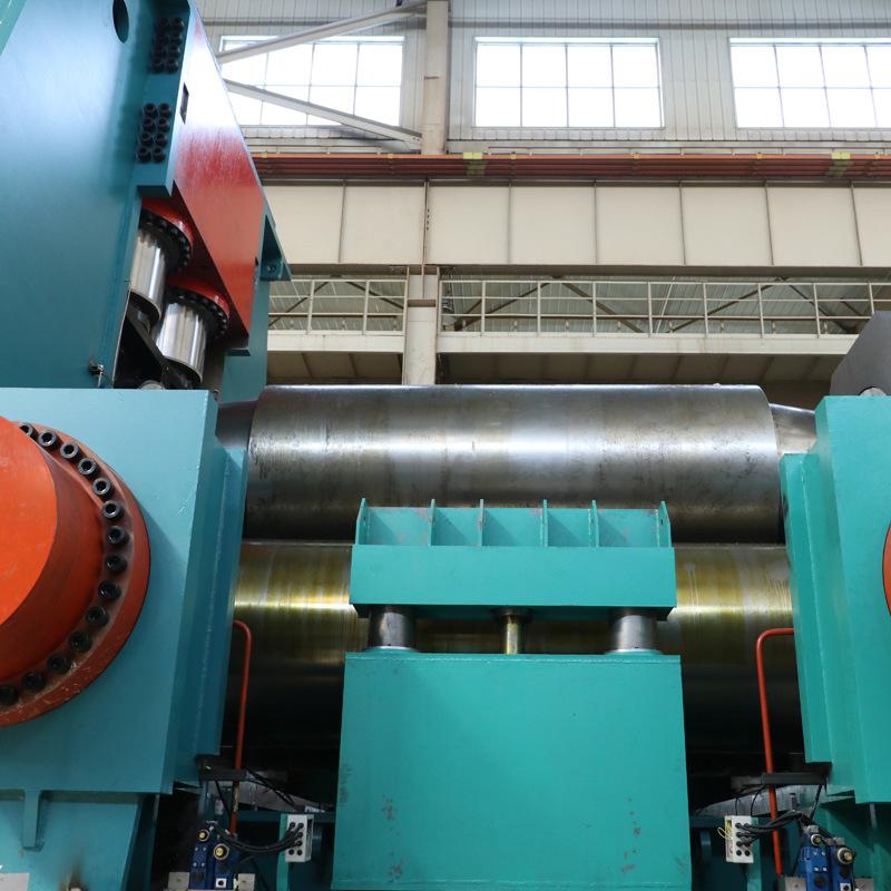 批发 新型三辊卷板机 生产WE11k系列60*16000船用卷板机