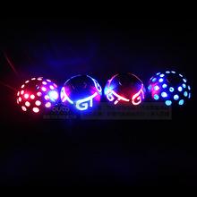 汽车GT带灯手球排挡头LED赛车挂档把头改装波棍头自手动通用