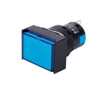 西门子APT按钮 LA39-E11J/w 白色矩形 1开1闭 瞬动 原装全新现货