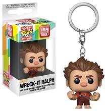 funko pop 破坏王 Ralph Breaks the Internet 钥匙扣挂件
