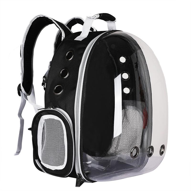 猫包宠物背包外出便携透明太空舱宠物包出门猫咪用品透气双肩包
