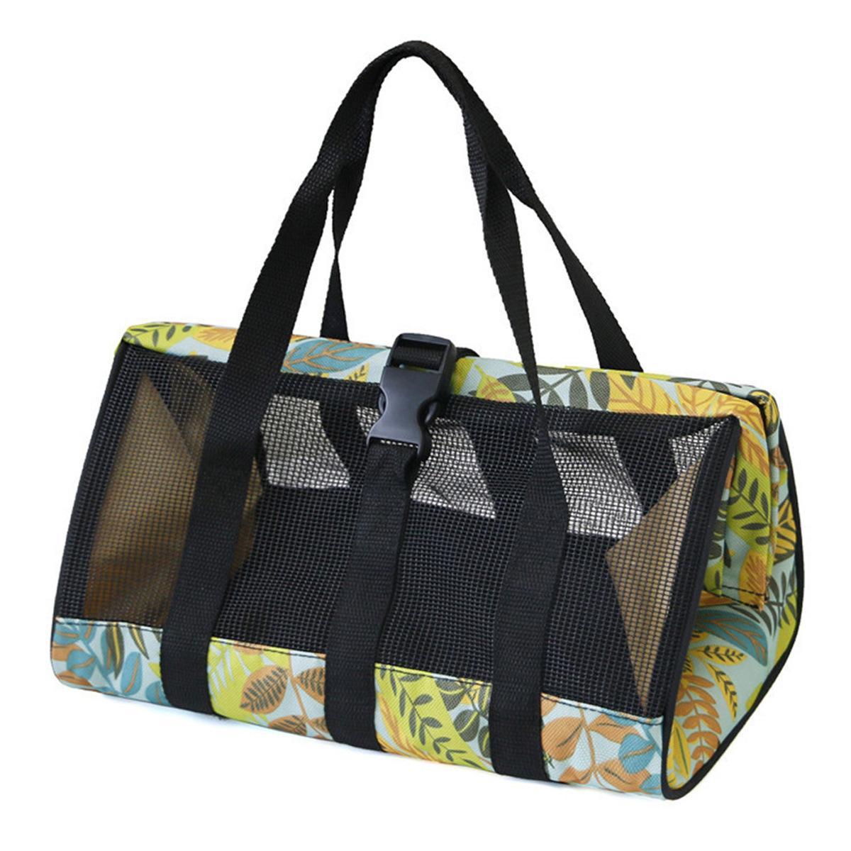 600D手提收纳包牛津布园艺工具袋 帆布网眼手提袋 运动健身收纳包