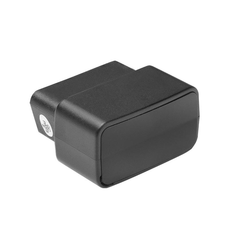 CJ750专利产品 汽车OBD接口GPS定位器 北斗双模追踪器微型防盗器