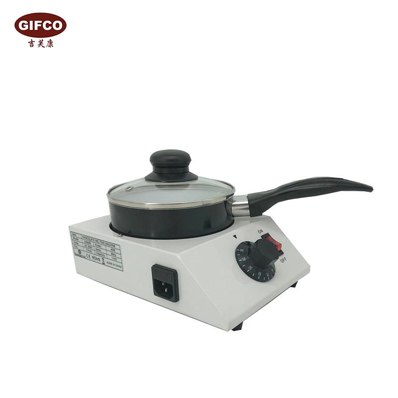巧克力熔炉机朱古力融化炉电加热芝士火锅烘焙恒温溶化机保温铝锅