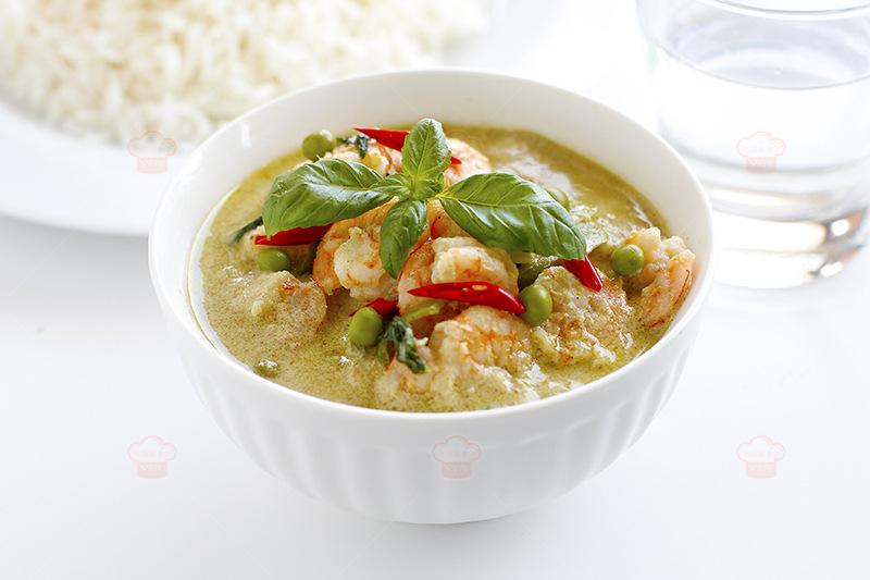 典型的泰国咖喱都有什么区别?科普泰国咖喱必读!!!