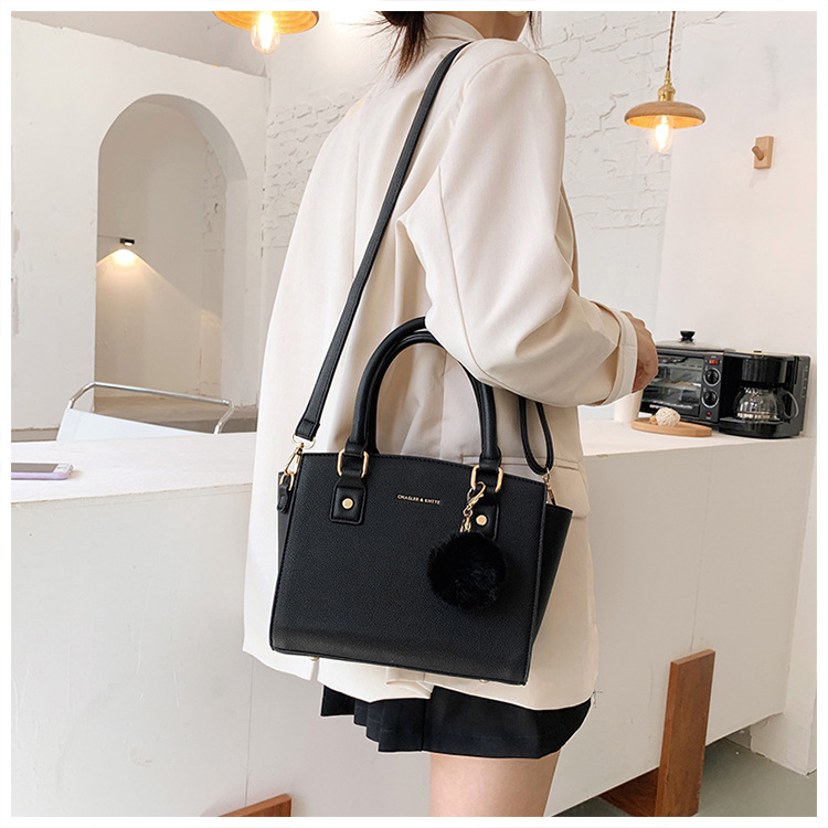 fashion all-match single shoulder messenger bag NHJZ267531