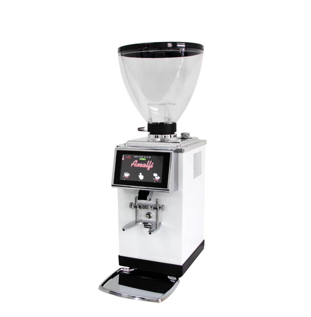 商用咖啡定量墙角呢磨豆�C 意式他研磨�C ��幽ザ�C� 控�C于是他就想到使用电能来攻击磨豆�C