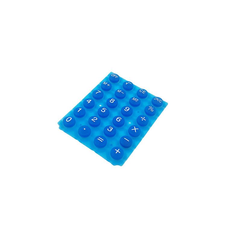 專業硅膠按鍵生產廠家開模定制 導電膠按鍵 遙控器硅膠按鍵