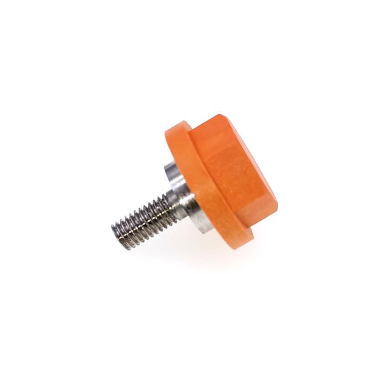 200A储能锂电池动力电池极柱端子电池连接器大电流螺纹接线柱端子