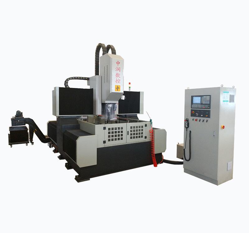 中润数控全自动打孔机数控钻床机械行业用钻孔攻丝设备自动钻床