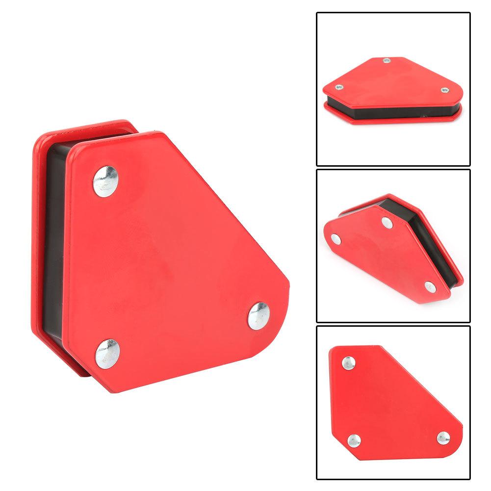 跨境多角度直角固定电焊吸铁焊接定位器磁铁焊接辅助工具电焊焊接