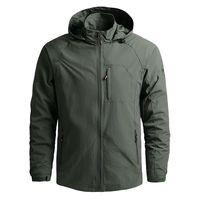 Amazon cross-border мужская весенне-осенняя куртка тонкая альпинистская куртка быстросохнущая ветровка уличная спортивная куртка