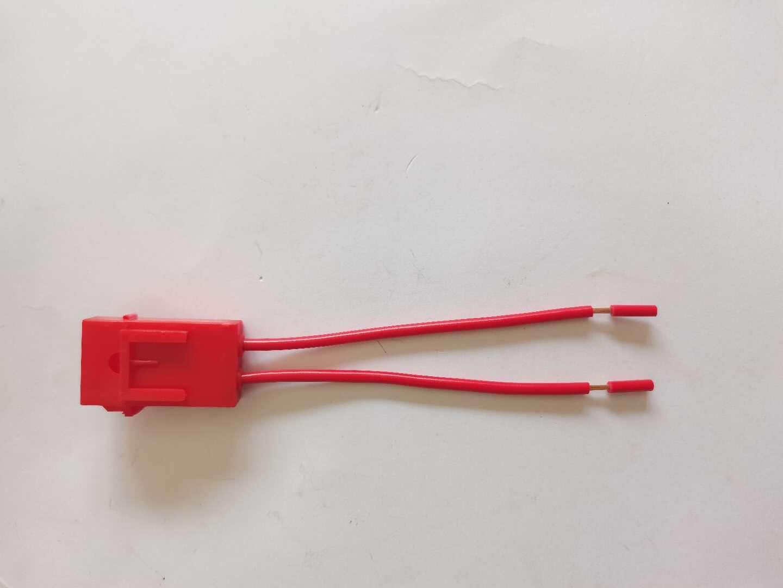 陶瓷保险座 红色黑色橡胶保险丝盒 各种保险片插座插头保险管等
