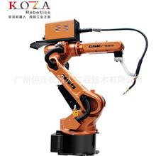 厂家直销_焊接机械手广州钜泽数控工业机器人GSK RH06-1850保三年