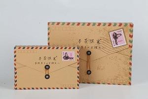 纸秀才茶叶包装设计