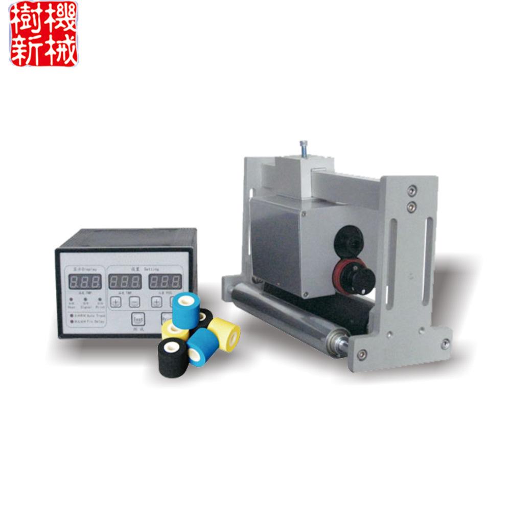 my-380墨轮打码机海绵墨轮印字机生产日期标示机固体自动封口