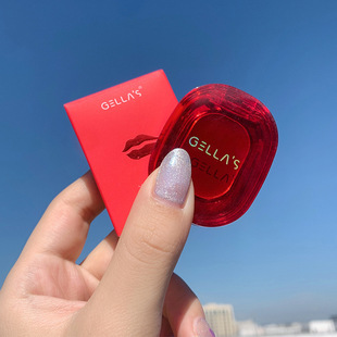 Gella's foreign trade ice crystal moisturizing lipstick, moisturizing and whitening, not easy to fade lipstick wholesale