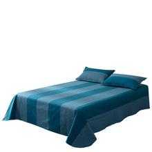 純棉老粗布床單棉麻單人雙人單件床單三件套學生宿舍手工土布加厚