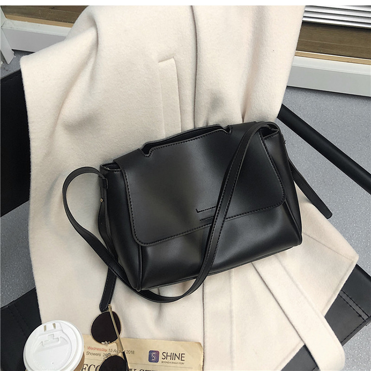 Women's large-capacity bags autumn and winter fashion one-shoulder messenger portable tote bag NHLH263434