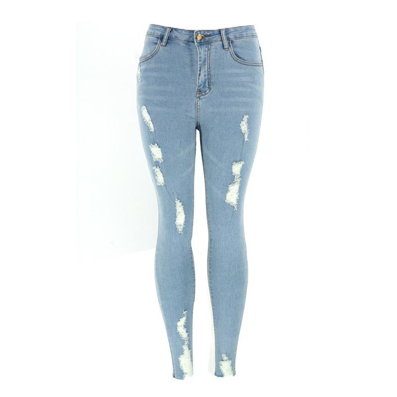 casual stretch denim pants NSSY9868