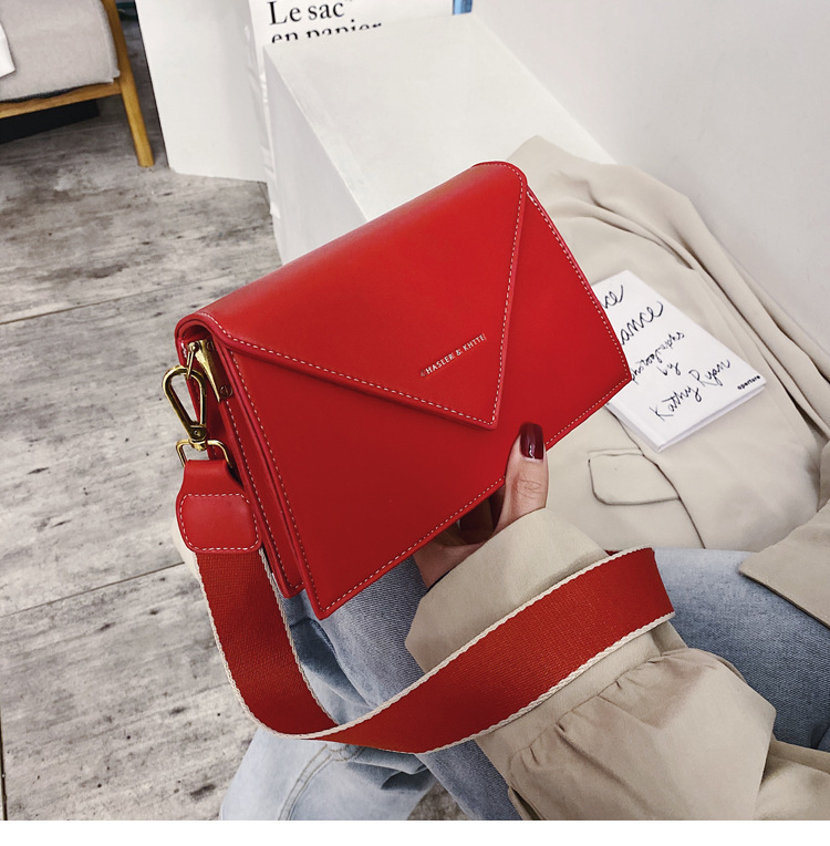 Small bags for women new Korean envelope cover women's bags oblique fashion bags broadband women's bags cheap NHTC202239