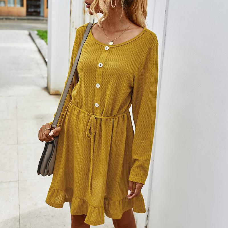 women's autumn and winter light mature dress wholesale NSKA294