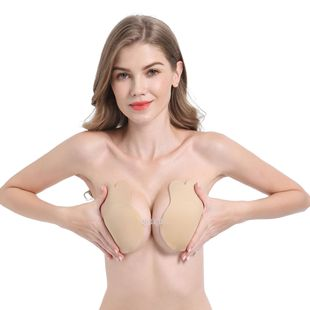 Cross-border bunny ear breast lifter anti-bump chest sticker invisible breast lifter silicone breast lifter nipple lifter