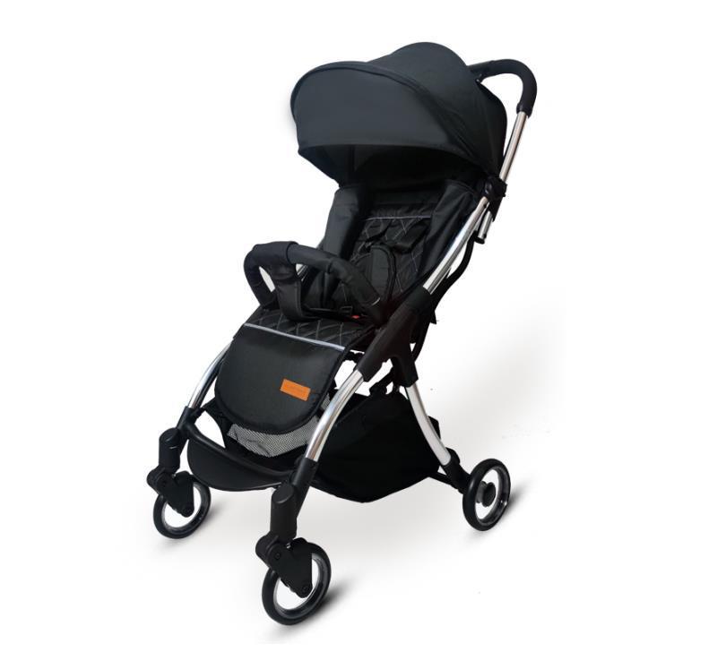 厂家直销婴儿推车轻便宝宝新生儿推车一键收车四轮减震宝宝推车