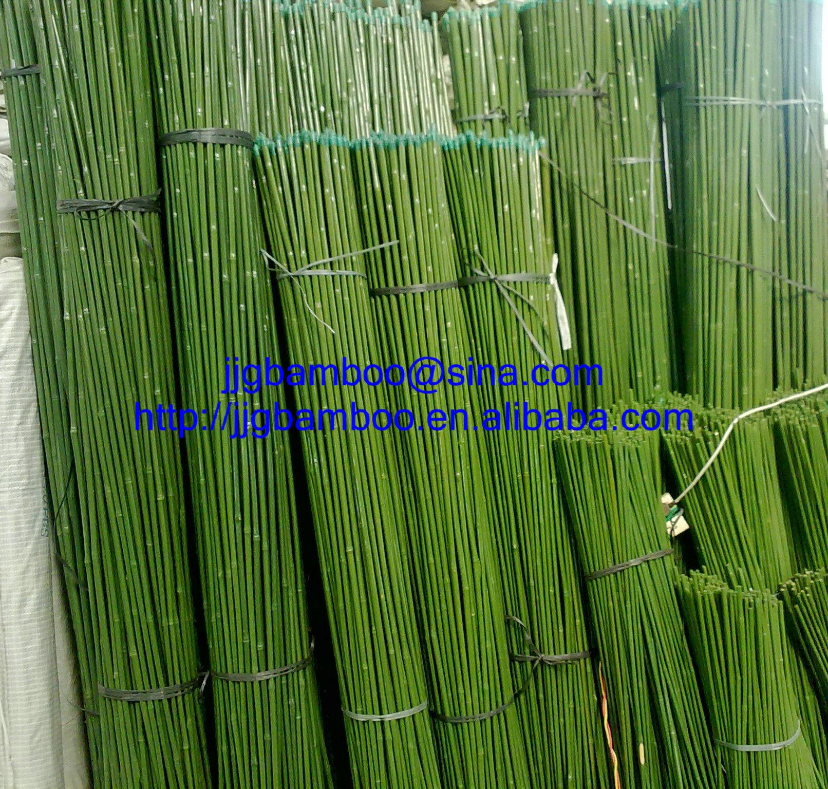 PVC竹竿PVC bamboo