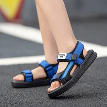 Sandals nam thời trang, màu sắc cá tính, phong cách Hàn Quốc
