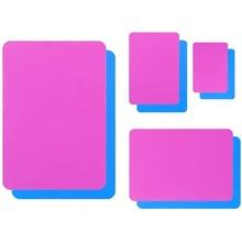 纯色水晶滴胶模具硅胶垫片 DIY树脂饰品制作防脏桌面垫 餐垫