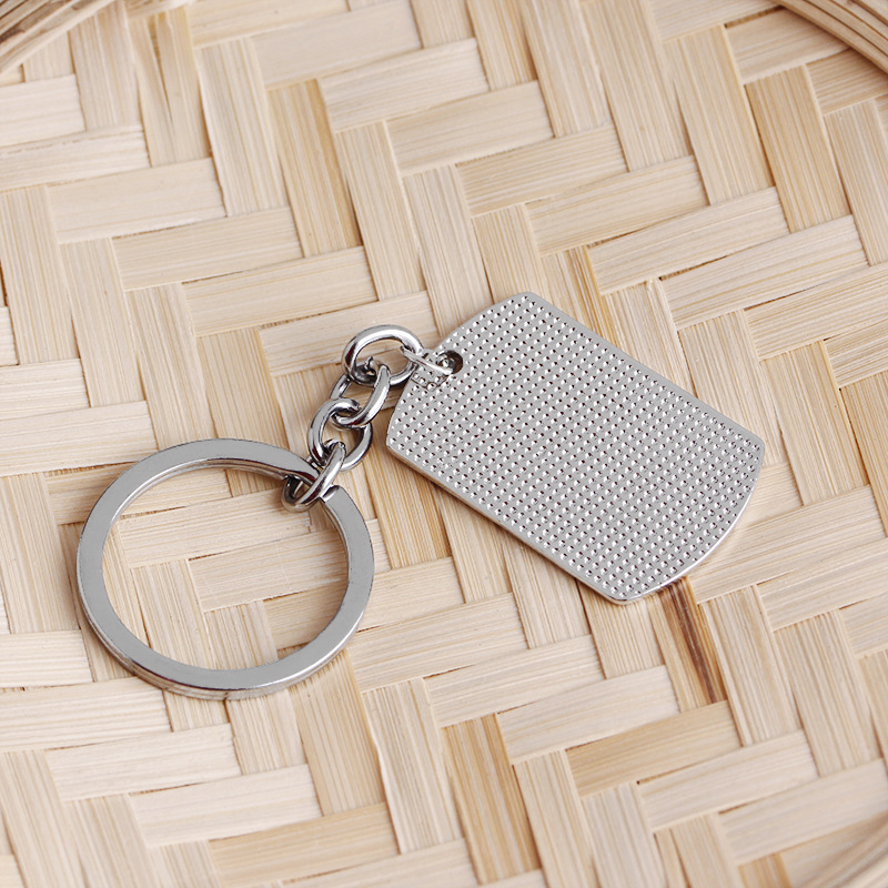 explosion key chain letters Best dad the world Father's Day key chain Wish hot accessories wholesale nihaojewelry NHMO220436