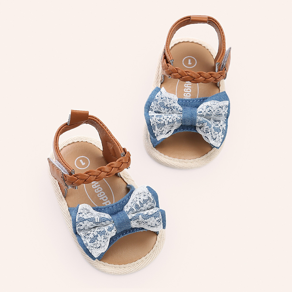 Summer style baby girl baby sandals baby...