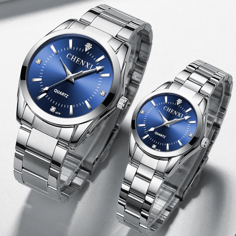 乔布斯精工手表,CHENXI跨境爆款手表女女士