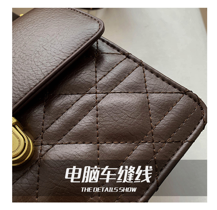 retro  new trendy fashion wide shoulder strap messenger bag  NHJZ270413