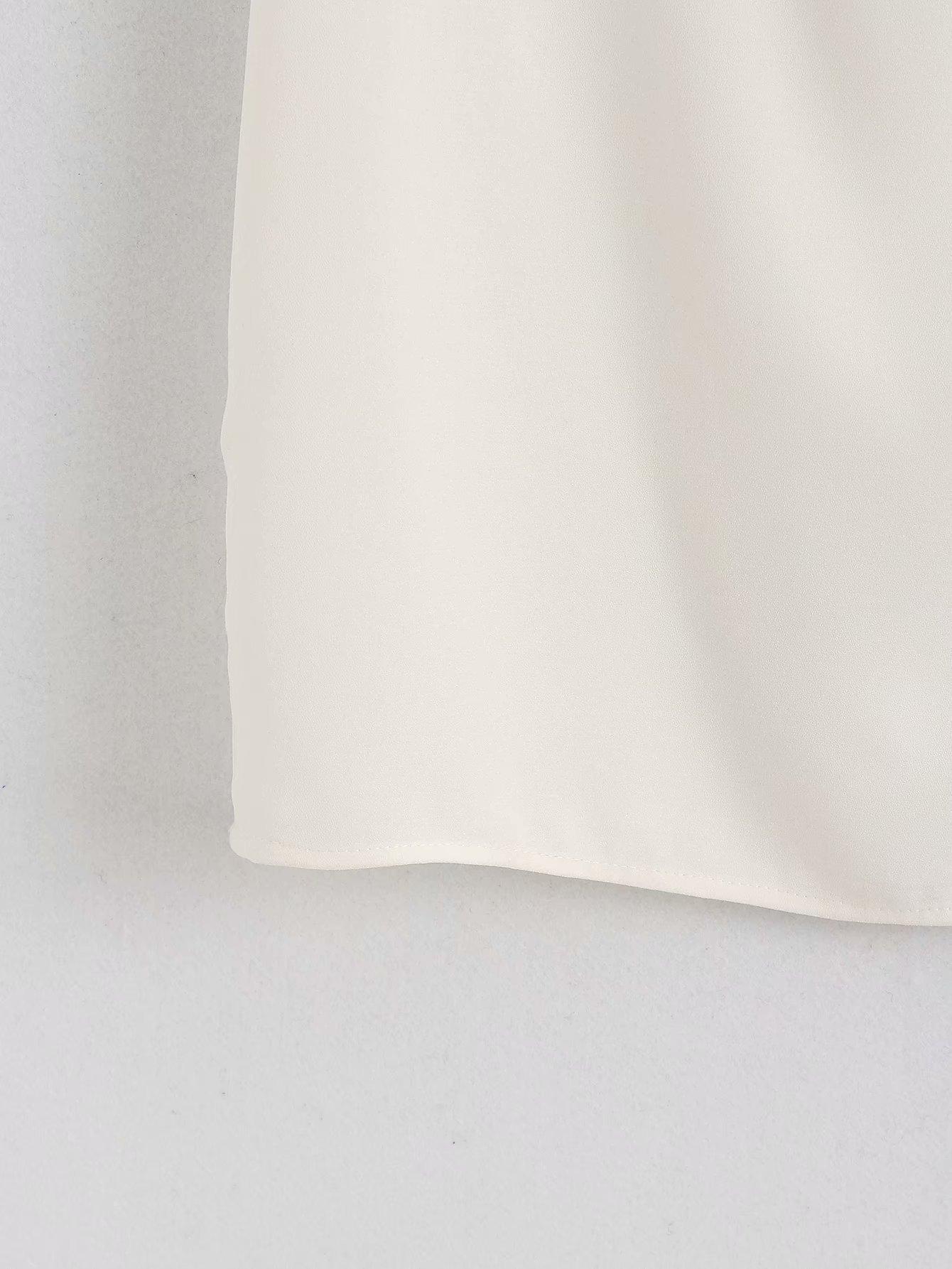 Wholesale new vneck lace shortsleeved shirt Tshirt NHAM201581