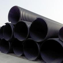 钢带管 供hdpe下水道排污波纹钢带管 聚乙烯波纹管 厂家直销