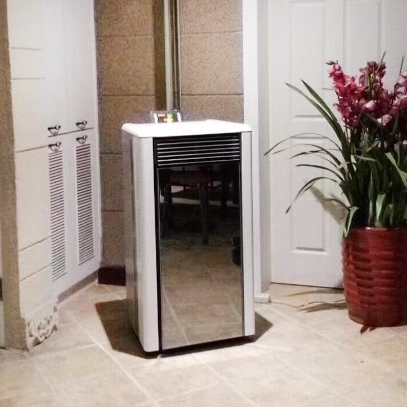 生物质颗粒取暖炉 商铺办公室取暖自动保温 环保燃料生物质颗粒炉