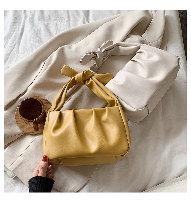 Bags Women Small Bags New Fashion Messenger Bags Shoulder Portable Cloud Bags NHTC205528
