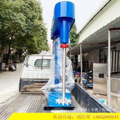 厂家生产分散机乳胶漆升降分散机 涂料油漆分散机 高速分散搅拌机