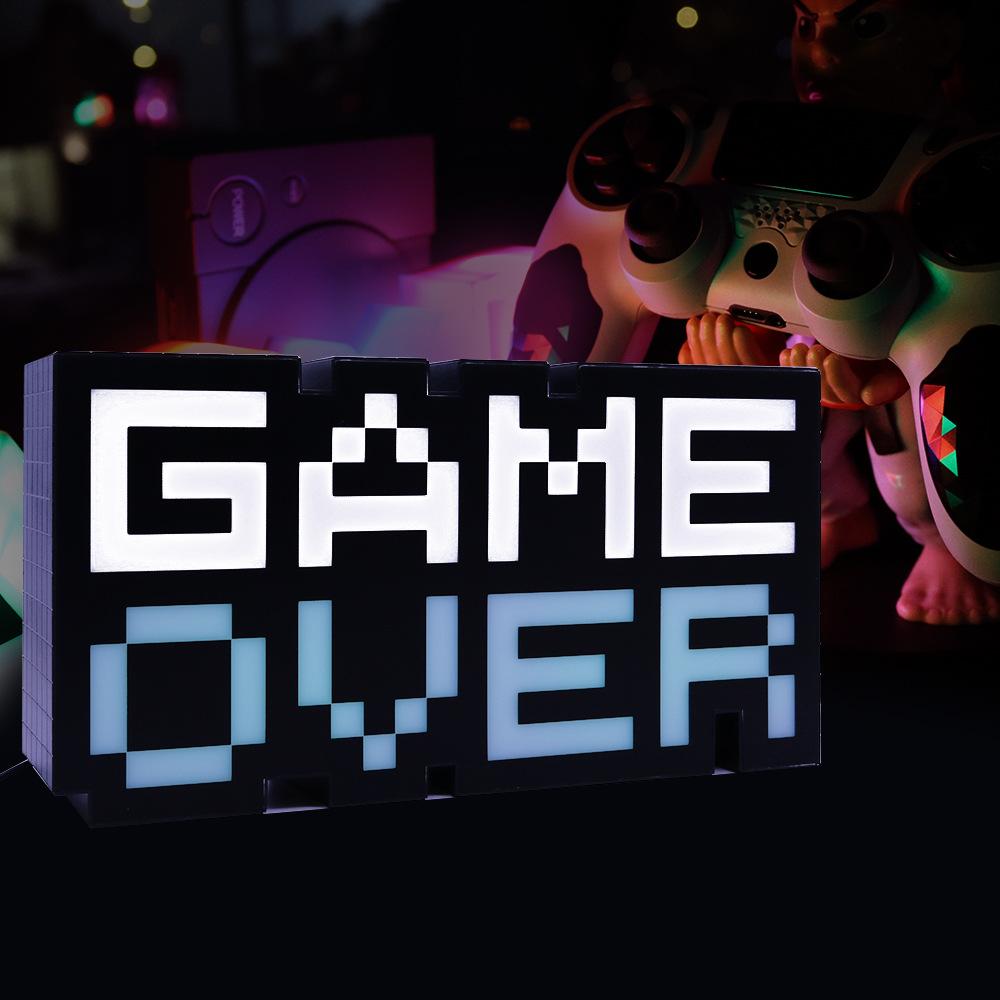gameover灯8