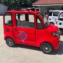 新款 酷寶成人電動汽車 全封閉電動四輪車 小型老年電動代步車