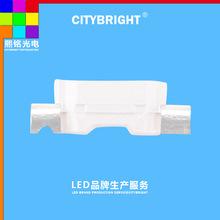335藍光色燈貼片表發光二極管高亮LED環形轉向燈質保可追溯可定制