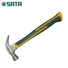 玻璃纖維柄榔頭木工鐵錘釘錘手錘連體羊角錘子92306-0892306/1磅