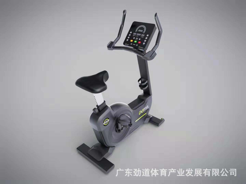 豪华商用单位健身房卧式立式健身车
