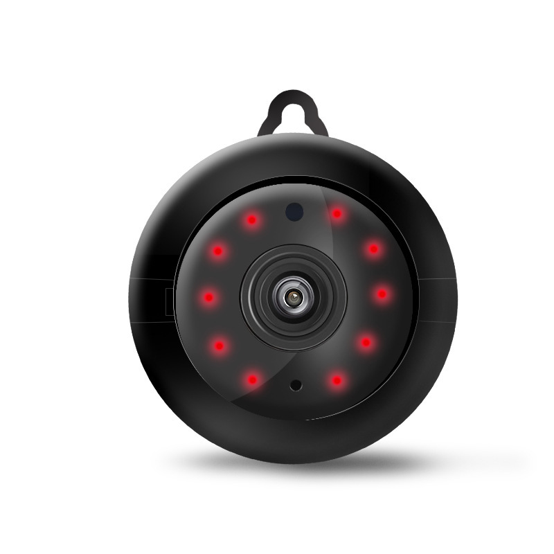 V380 wifi网络高清摄像机工厂出货婴儿监视器无线监控摄像头