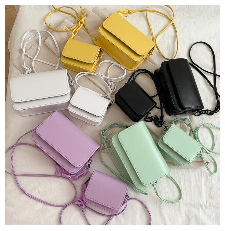 Women's bag 2020 new Korean version of s...